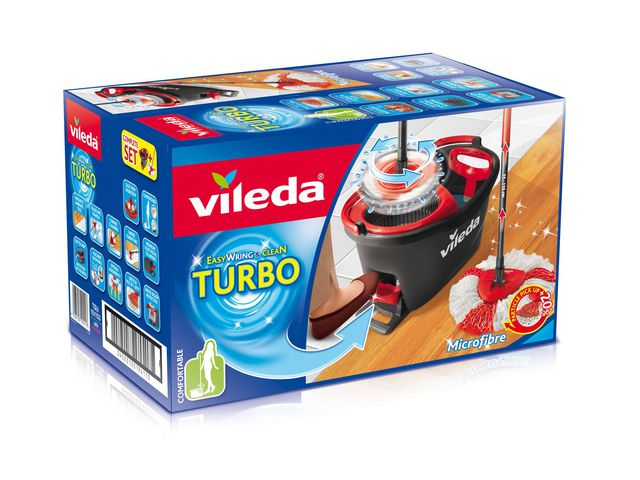 Mop set Vileda Easy, wring & Clean