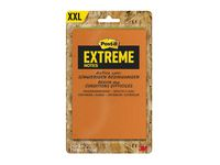 Post-it® Extreme Notes Zelfklevend Notiteblok, 114 x 171 mm, Assorti (blister 2 stuks)