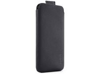Belkin Pocket Case iPhone 5S Hoes, Kunstleer, Zwart