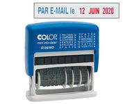Colop Woorddatumstempel Mini Info-Dater S120/WD - Frans